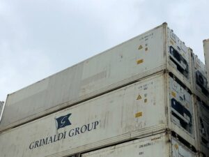 40ft Used Refrigerated Containers for sale UK