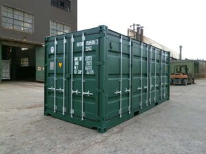 20ft side loading shipping container buy