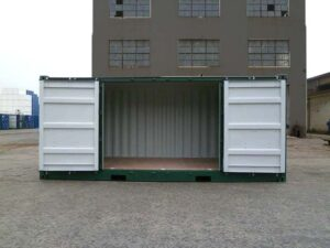 20ft side loading shipping container for sale uk