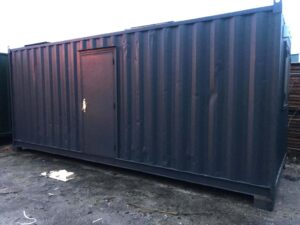 21ft x 9ft used portacabin for sale accomodation unit
