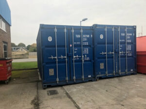 cargo doors for storage containers