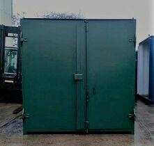 easy open doors for shipping containers