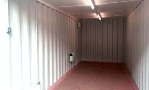 lighting for shipping containers uk