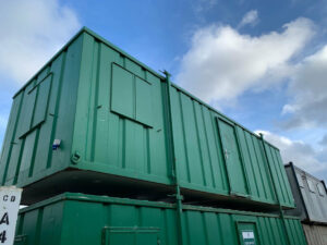used portacabin for sale uk portable accomodation container 32ft x 10ft
